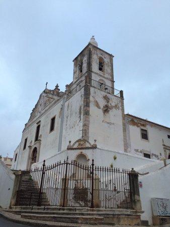 Church of St. Sebastian (Igreja de Sao Sebastiao): Igreja no alto