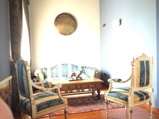 Foto scattate durante il mio soggiorno: cucina, ingresso, living ...