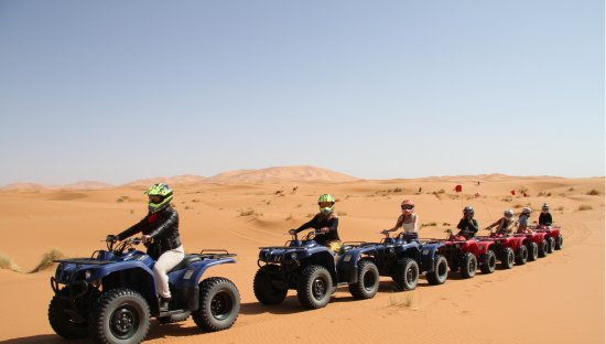 ‪Sahara ATV Quad Adventures‬