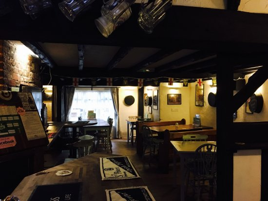The Willow House: Side Bar Again