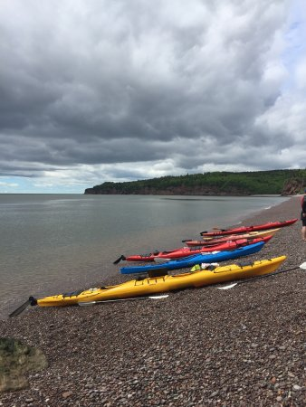 St. Martins, Canada : Red Rock Adventure Day Tours