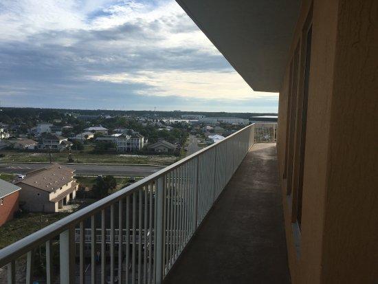 Nice condos. Great views