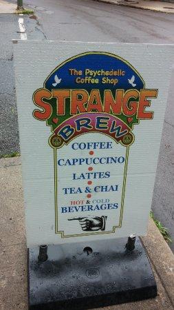 Strange Brew: You gotta like Psychedelic Coffee