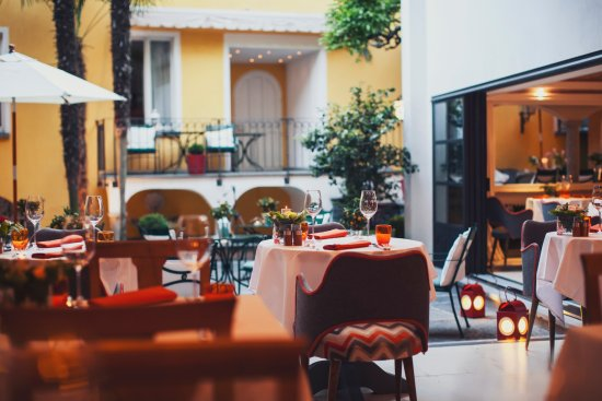 Art Hotel Riposo: Ristorante