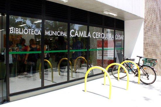Biblioteca Municipal Camila Cerqueira César