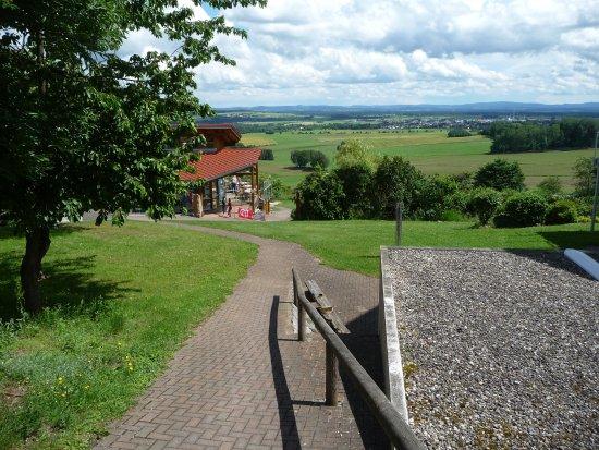 Mitterteich, Germany: Hier gehts zur Minigolf- und Pitpat- Anlage