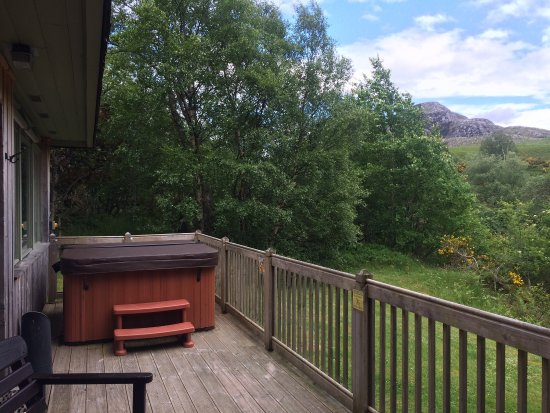 Whitebridge, UK: Wildside Highland Lodges