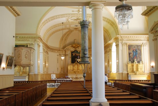Ancienne Eglise de Saint-Pierre de l'Île d'Orléans