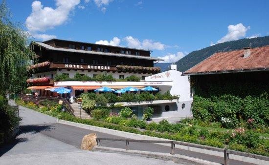 Hotel Seerose : Seerose Sommer