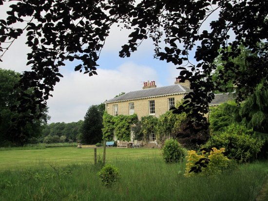 Sloley Hall Photo