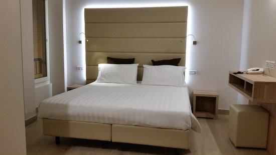 Hotel Danieli la Castellana: camera De Luxe room