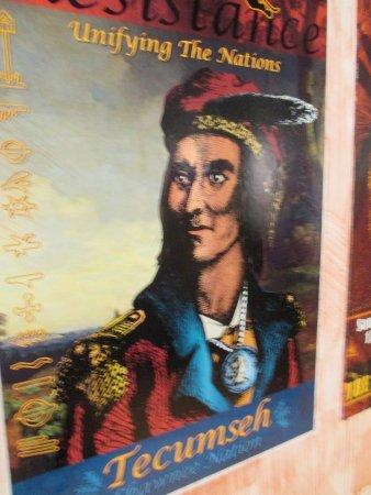 ชัตทัม, แคนาดา: Tecumseh