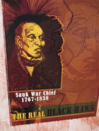 ชัตทัม, แคนาดา: Sauk War Chief - The Real Black Hawk