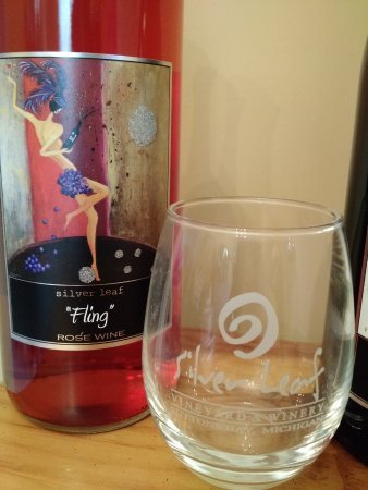 "Silver Leaf Vineyard & Winery: The ""Fling"" was hands-down our group's fave wine (I bought several!)"