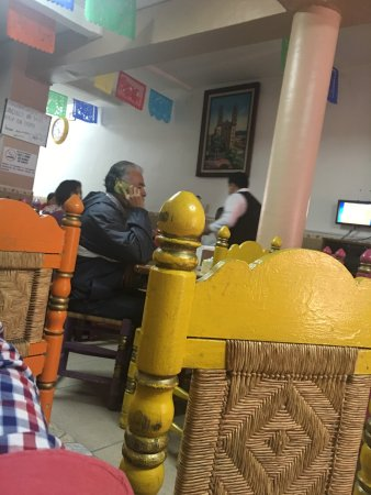 Restaurante Casa Taxco