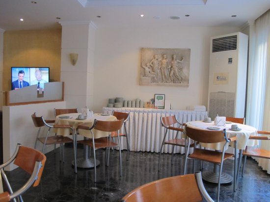 Hotel Lilia : Завтрак
