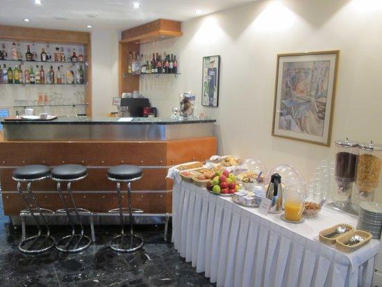 Hotel Lilia : Завтрак 2
