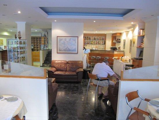 Hotel Lilia : Внутри