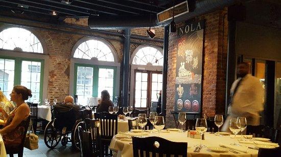 Nola Restaurant: 20160613_121232_large.jpg