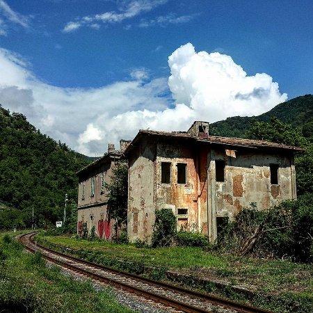 Vicchio, Italia: Gli edifici della ex stazione