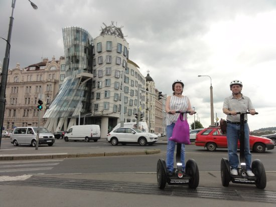 Prague Segway