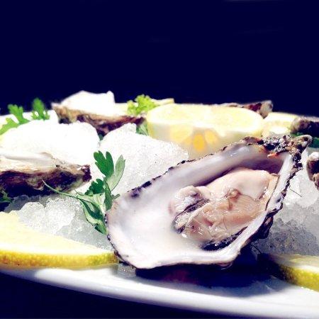 Saltea Restaurante: ostra
