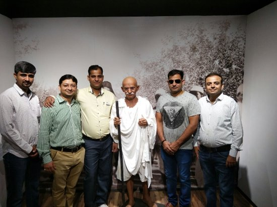 Shimla, Indien: Moments with some of the celebrities....