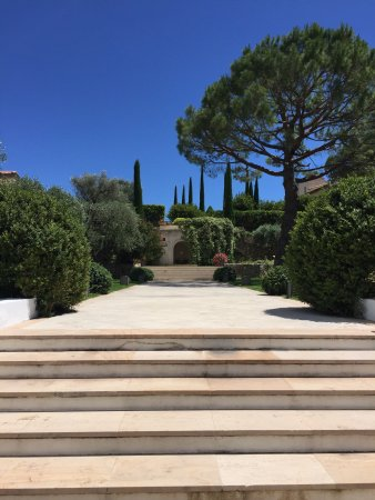 Chateau Saint-Martin & Spa: Fantastic hotel, staff cannot do enough for you, not overly fussy but highly trained and very fr