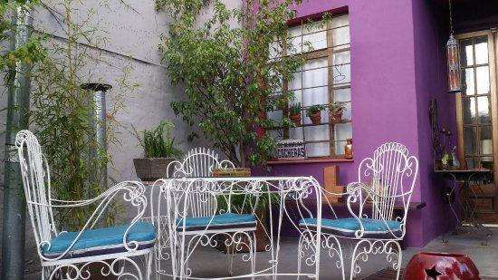 Livian Guesthouse: Outdoor Area