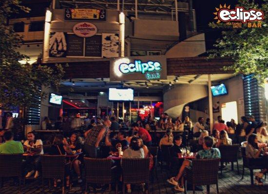 Eclipse Bar Platanias: #EclipseBarPlatanias