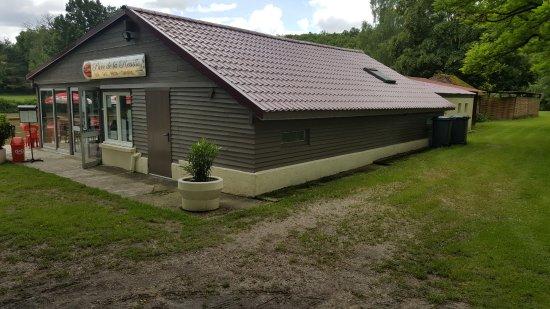 Indre-et-Loire, Francia: Parc de la reuille