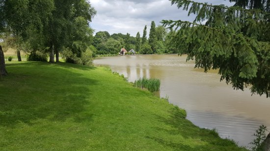 Indre-et-Loire, Fransa: Parc de la reuille