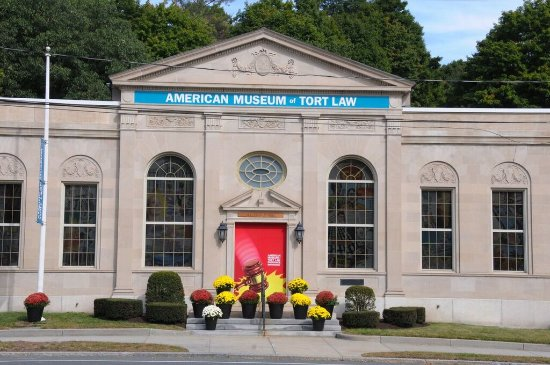The American Museum of Tort Law, 654 Main Street, Winsted, CT 06098