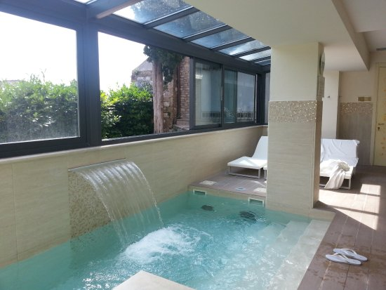 Hotel Giotto Assisi: spa