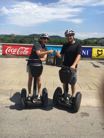 Chattanooga Segway & Bike - Tours & Rentals