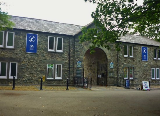 Snowdonia National Park Information Centre, Betws-y-Coed