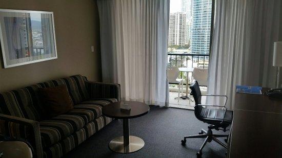 Mantra on View Hotel: スイートの写真