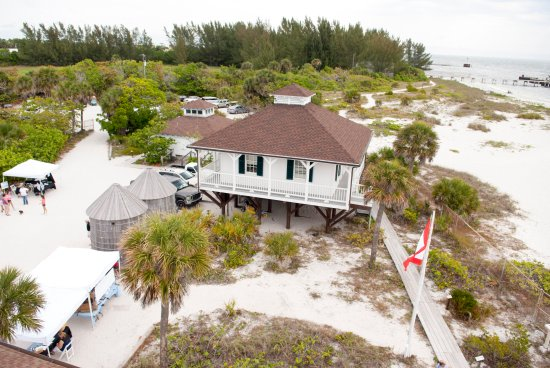 Boca Grande, FL: View of the Assistant Light Keepers House