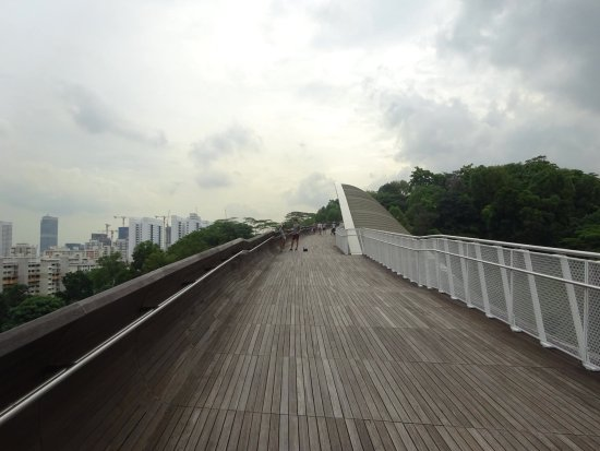 Mount Faber : Henderson waves :).