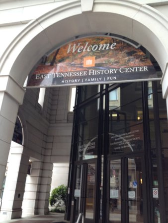 Foto de East Tennessee History Center