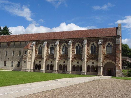 Saint-Nicolas-les-Citeaux, França: abbaye de Cîteaux