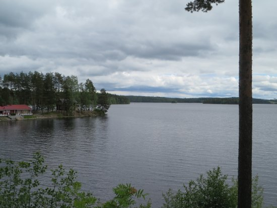 Keuruu, Finland: A view to the lake