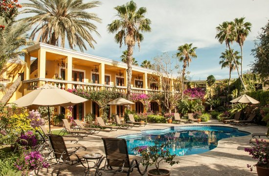 El Encanto Inn & Suites Boutique Hotel: Pool