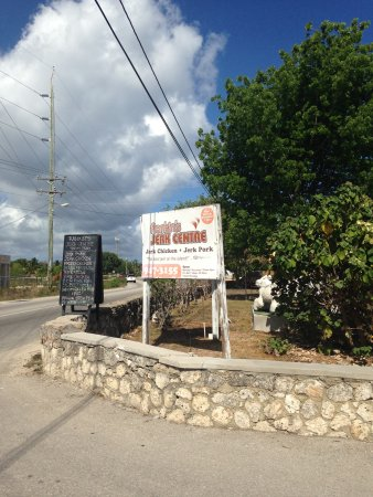 Bodden Town, Grand Cayman: Rankins Sign