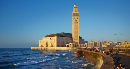 Hassan2 Mosque at Casablanca : all what is interesting to visit