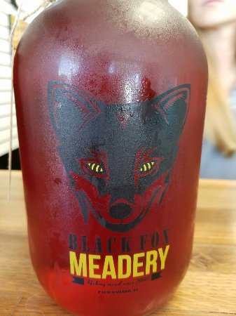 Black Fox Meadery