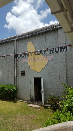 Mount Gay Visitor Centre: 20160616_120026_large.jpg