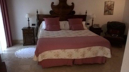 Hotel Sa Pedrissa: garden suite