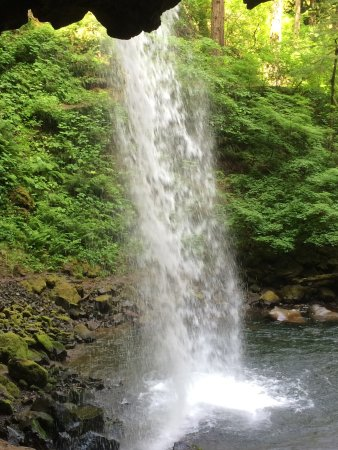 Hood River, OR: Ponytail Falls