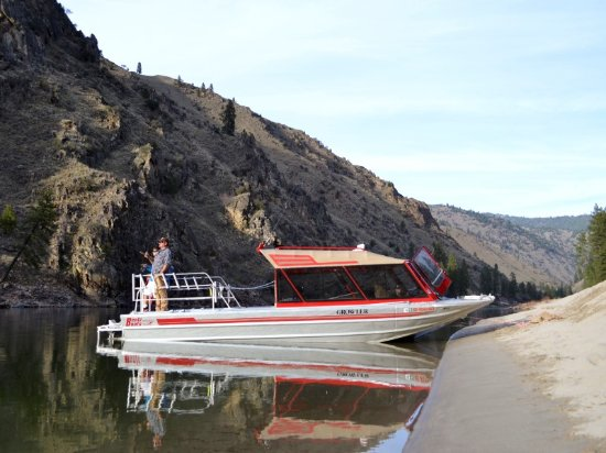 Salmon River Tours